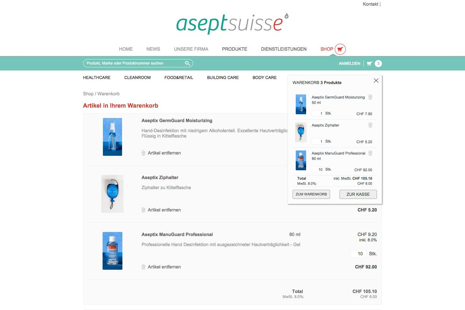 Bild 5 vom AseptSuisse Webseite