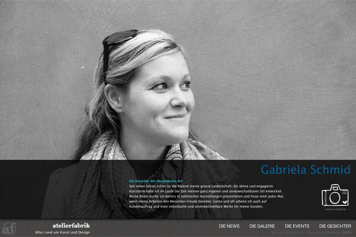 Bild 5 vom Atelierfabrik Webseite