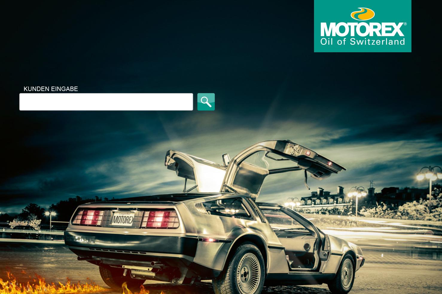 Bild 1 vom MOTOREX Autosalon 13
