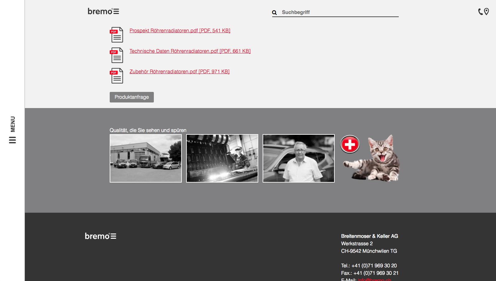 Bild 5 vom bremo Webseite