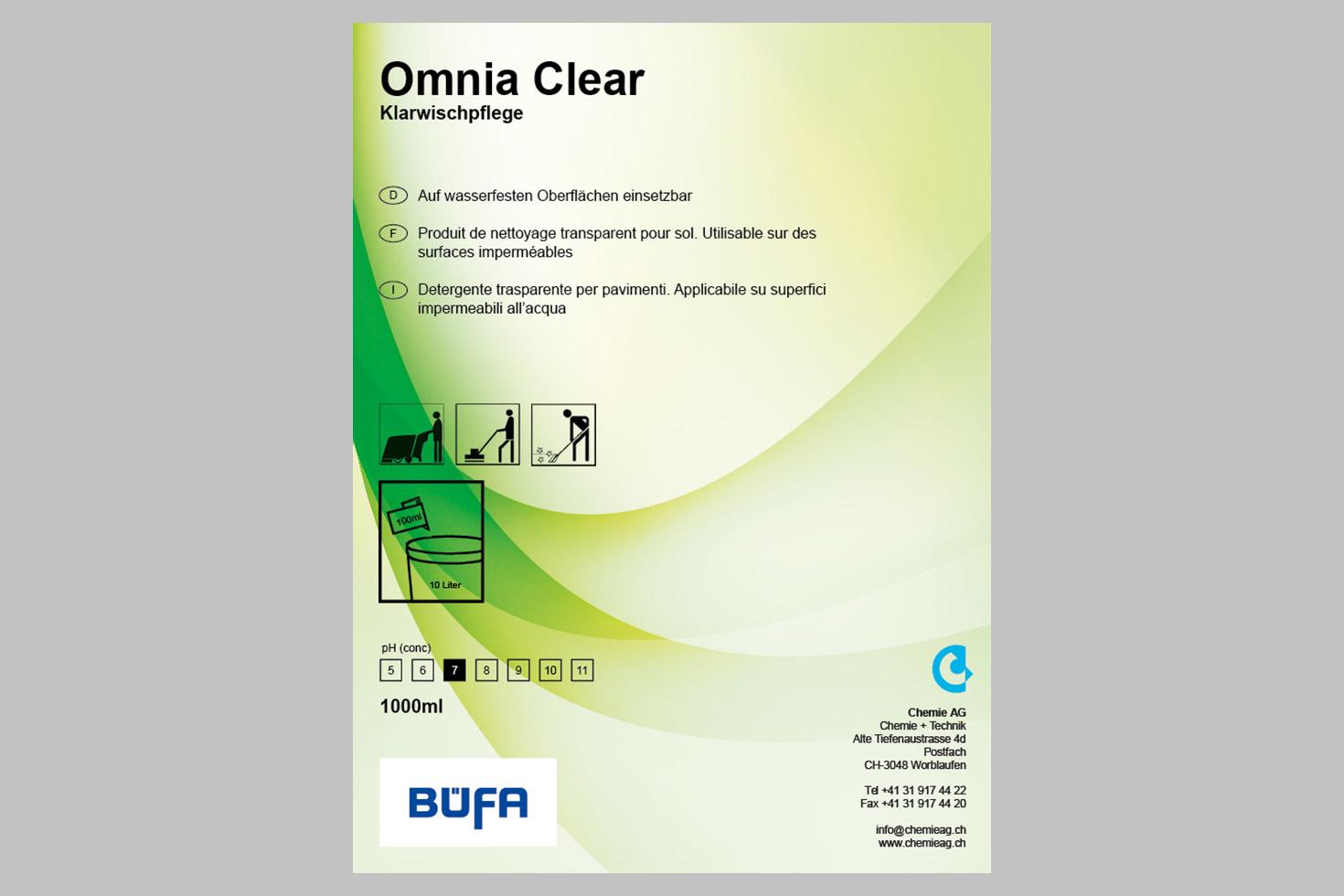 Bild 2 vom Chemie AG Etiketten