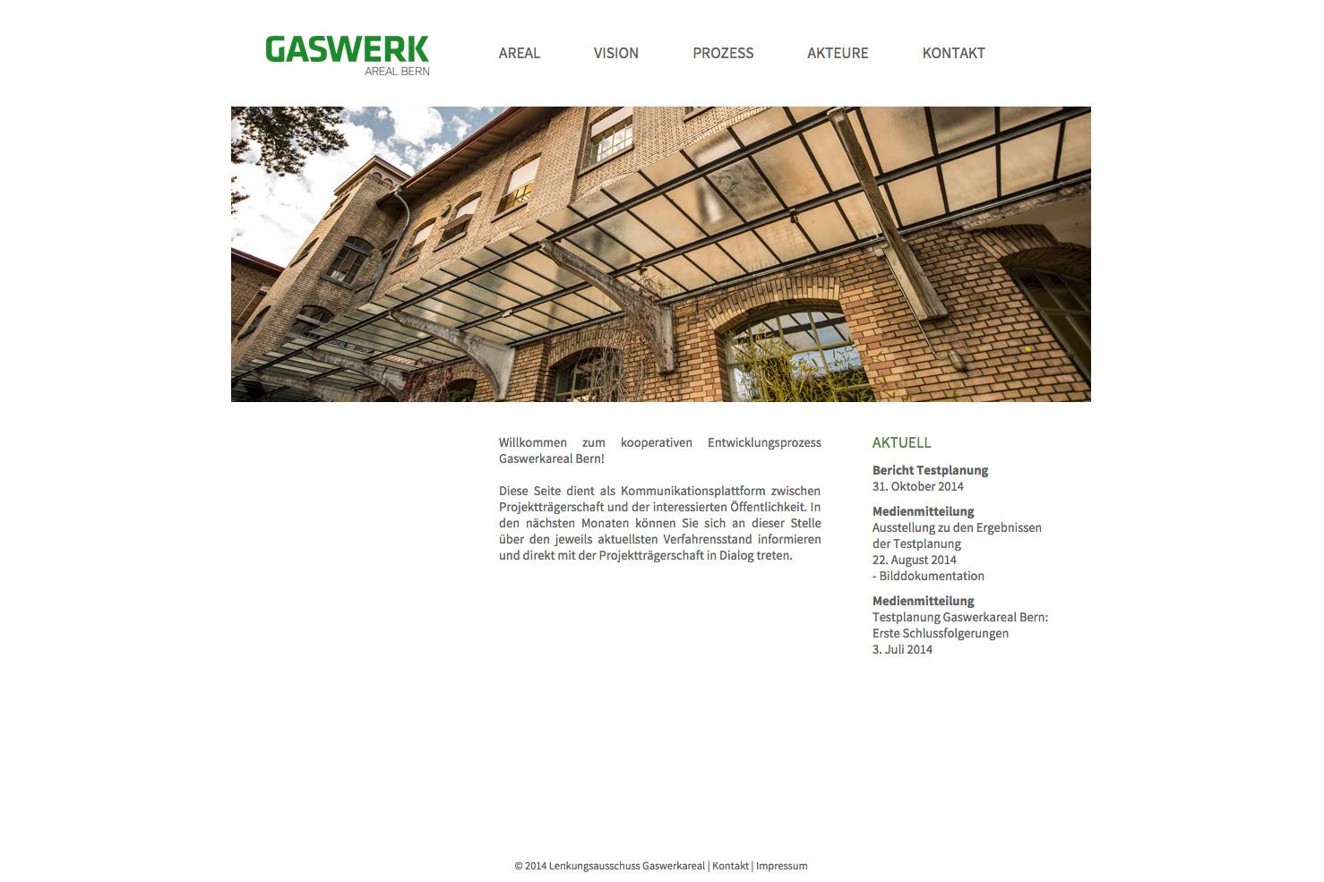 Bild 1 vom Gaswerkareal Webseite