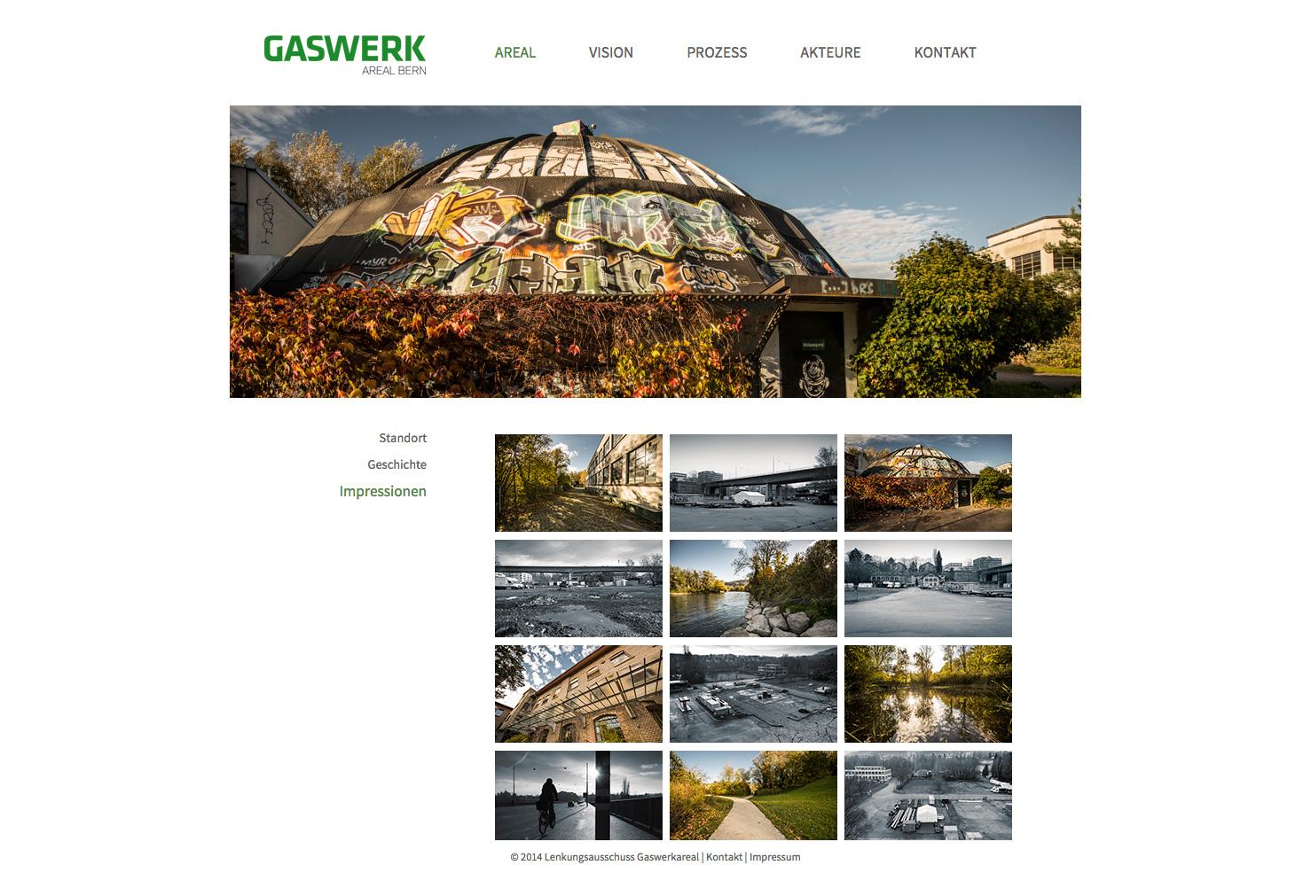 Bild 3 vom Gaswerkareal Webseite