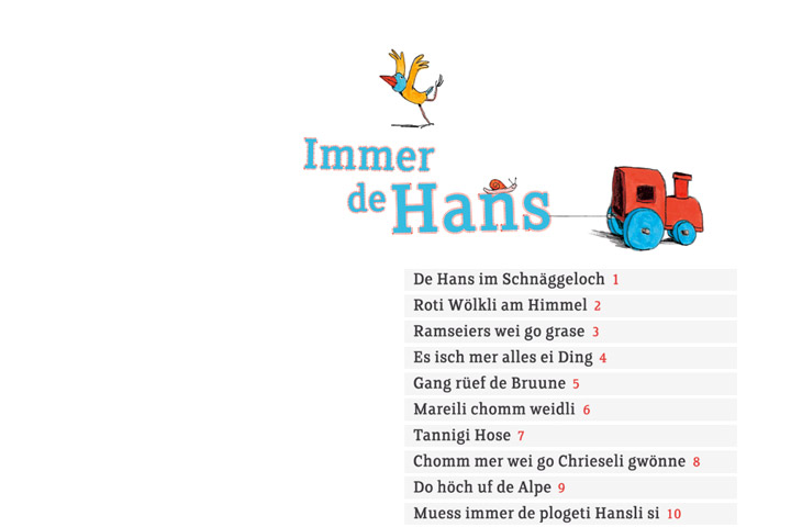 Bild 2 vom Immer de Hans App