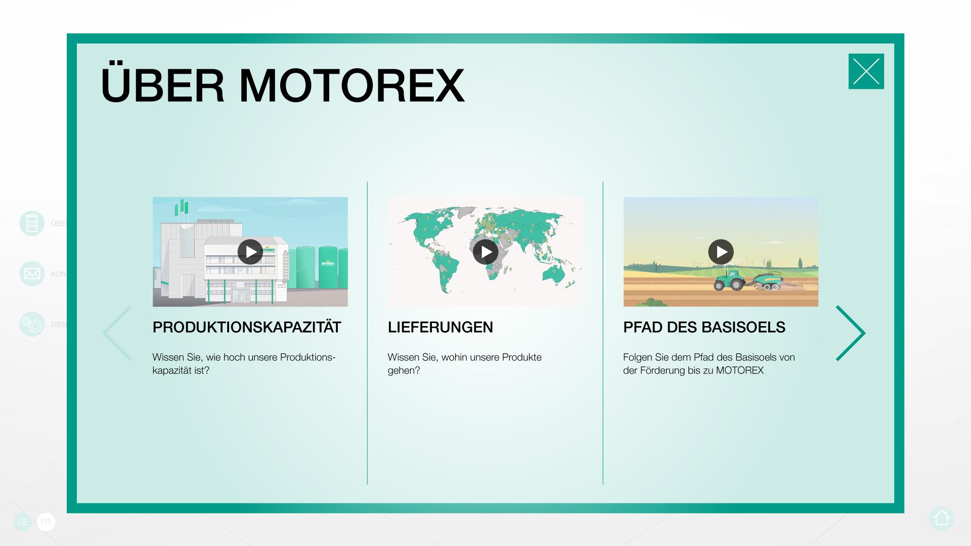 Bild 6 vom MOTOREX Infodesk