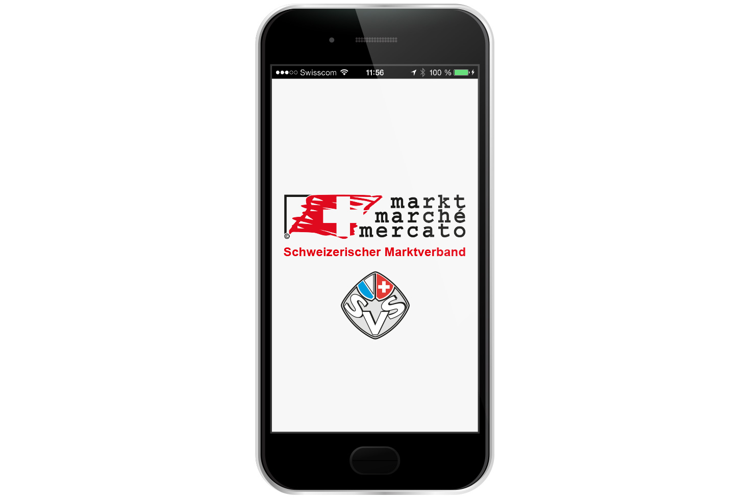 Bild 1 vom Marktkalender Mobile App