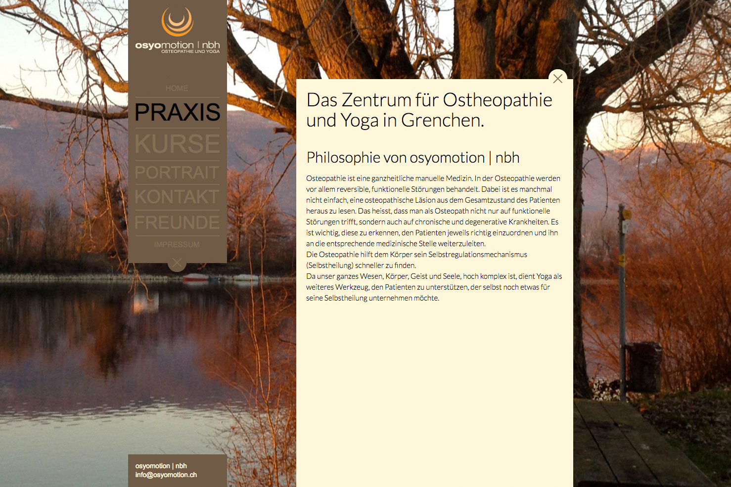 Bild 2 vom Osyomotion Webseite