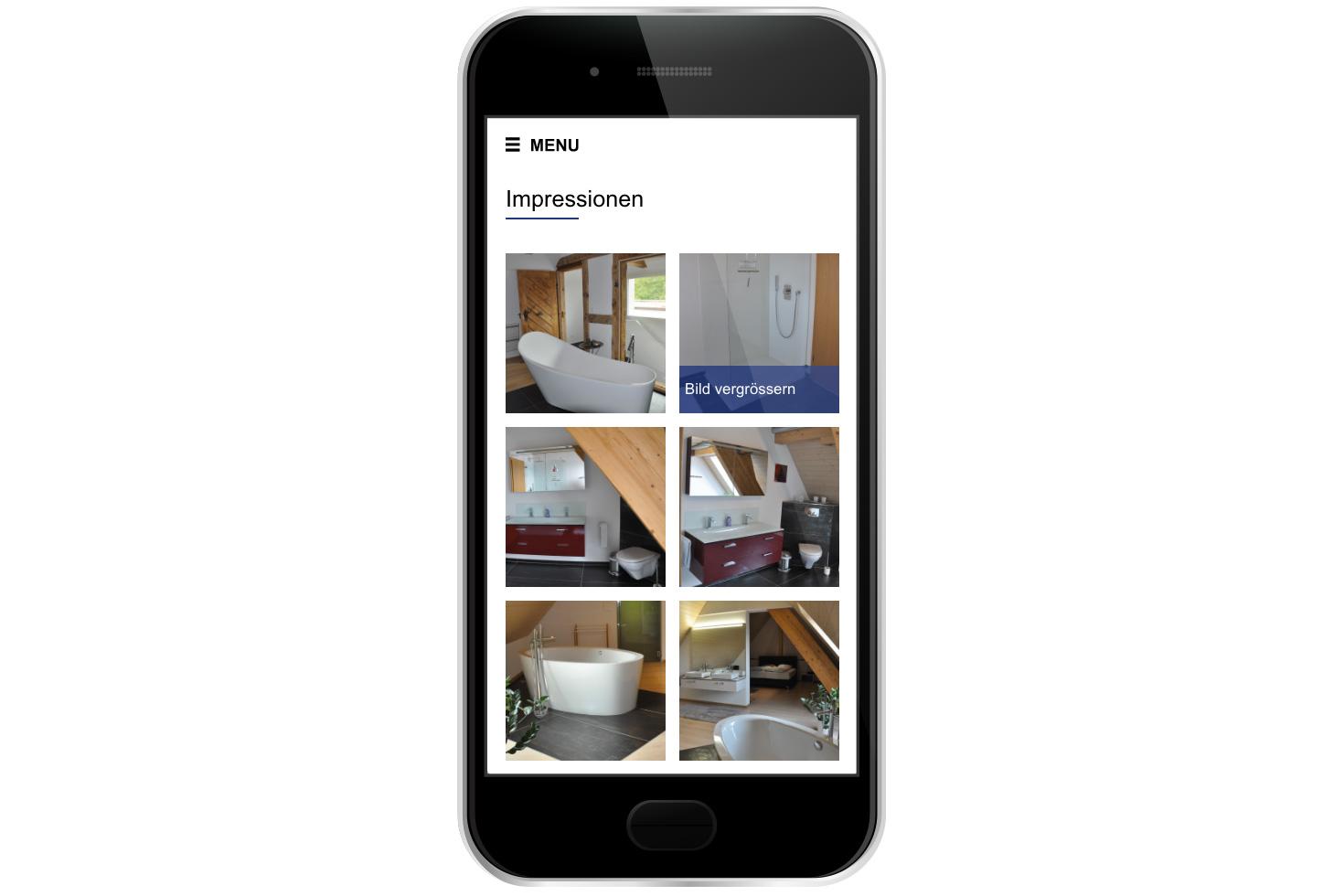 Bild 5 vom ServiceTech Webseite
