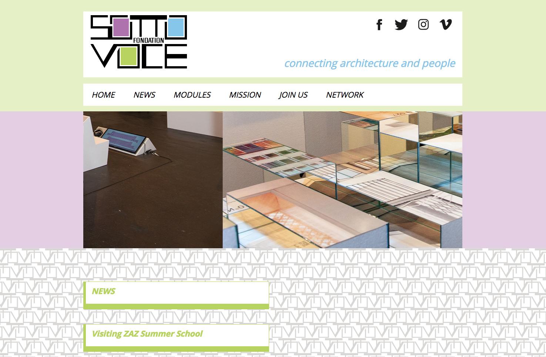 Bild 1 vom Sotto Voce Webseite