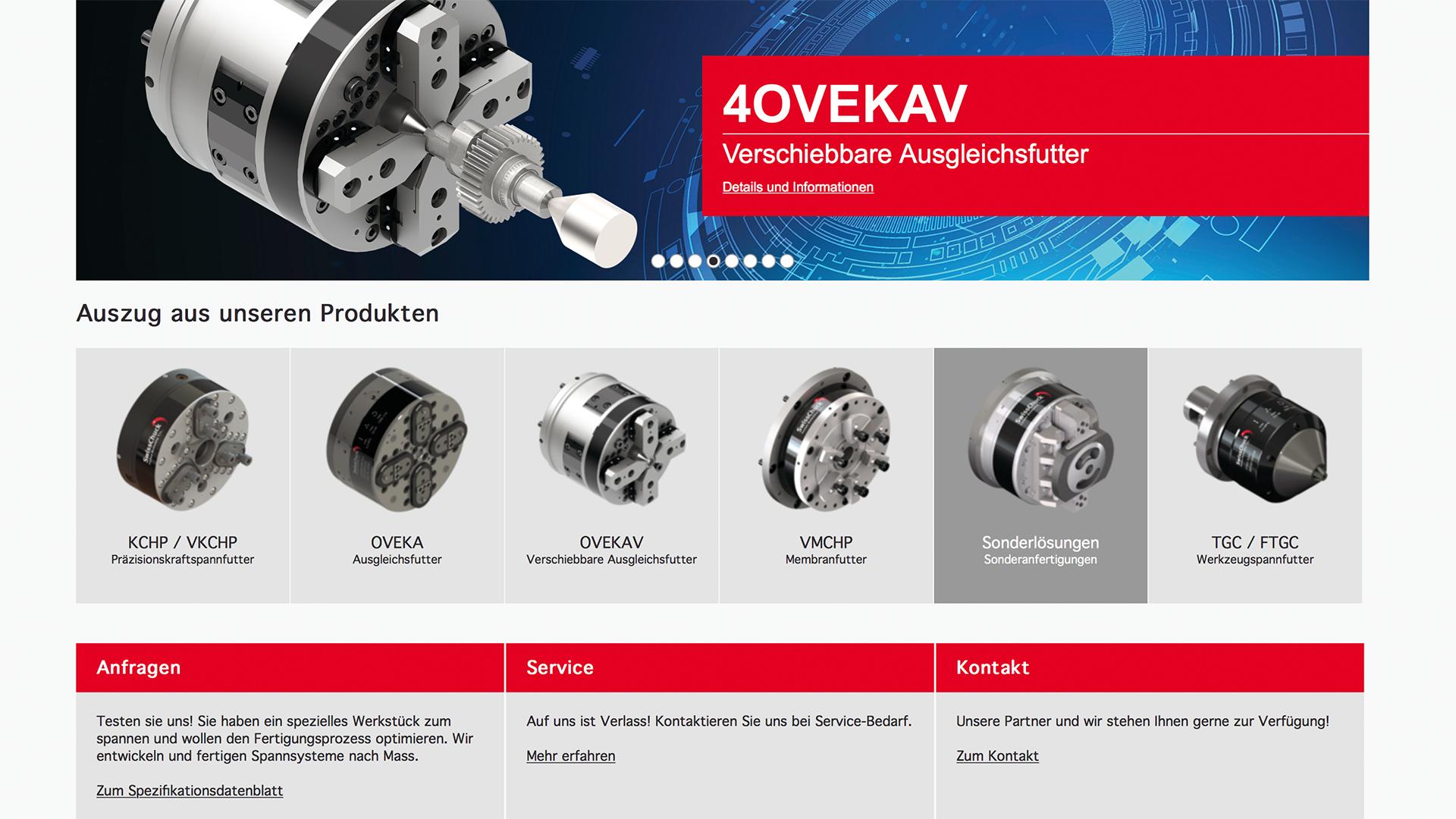 Bild 2 vom SwissChuck AG, Frontseite