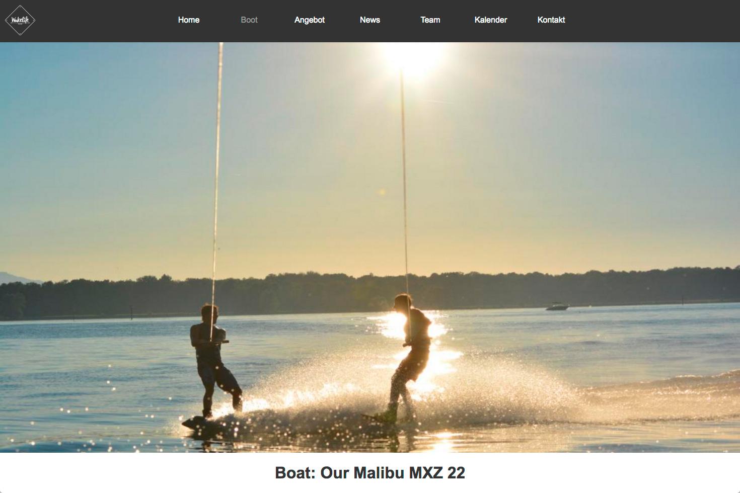 Bild 2 vom Wakelife Webseite