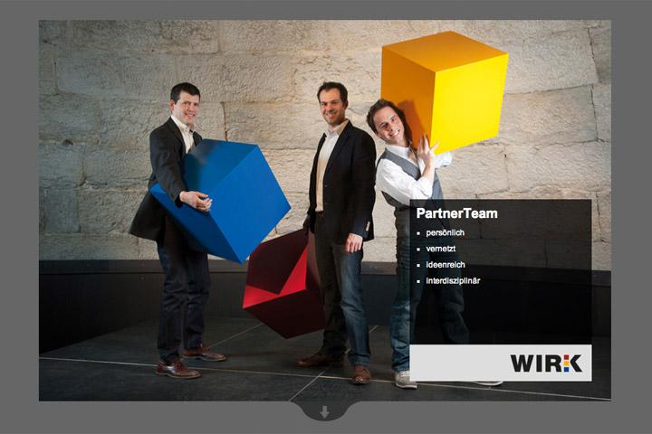 Bild 3 vom wirk Webseite